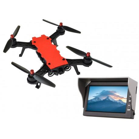 Dron MJX Bugs B8 kamera + ekran D43 wyścigowy