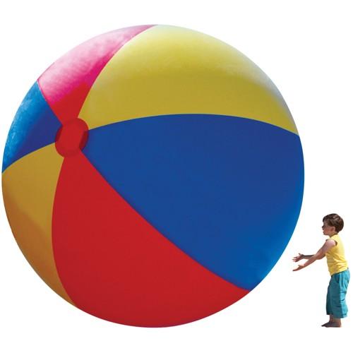 Piłka plażowa gigant 130 cm pcv 0,20 mm
