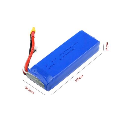 Akumulator do dronów MJX B3 B2W B8 7.4V 2300 mah