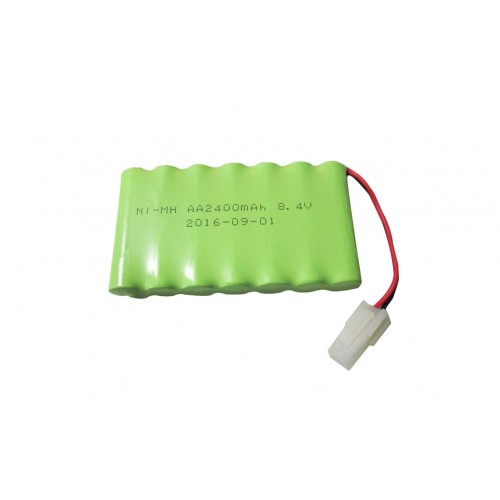 AKUMULATOR 2400 MAH 8,4 V DO BATERIA DO CRAWLER