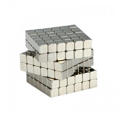 Klocki magnetyczne neocube 4 mm magnesy kwadratowe