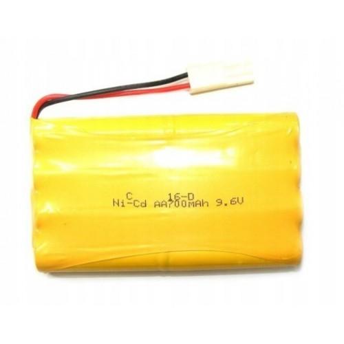 Akumulator 700 mah 9,6 V Tamiya NICD