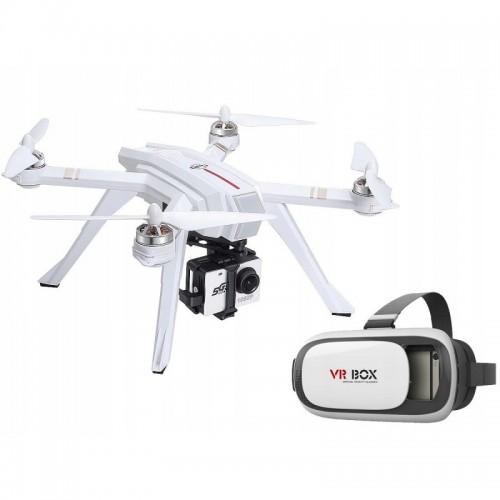 Dron MJX BUGS 3 PRO gps kamera follow me waypoints