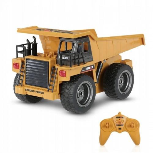 Duża wywrotka ciężarówka do wożenia piasku RC 1540 Huina