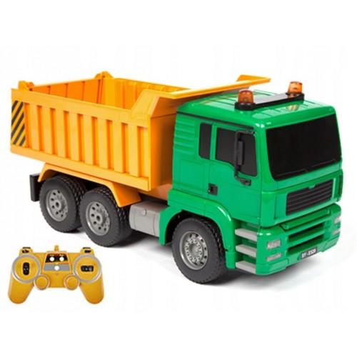 Duża wywrotka ciężarówka do wożenia piasku RC E520-003