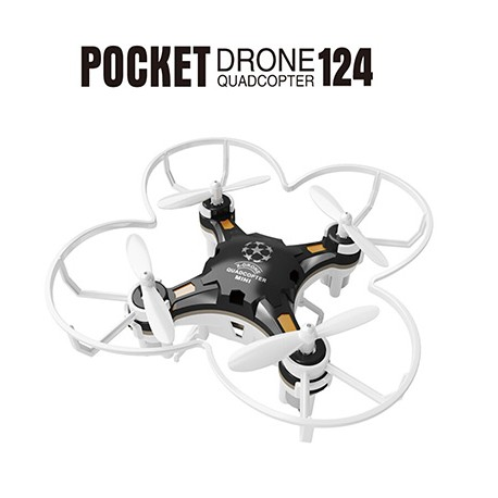 Mini dron FQ-777-124