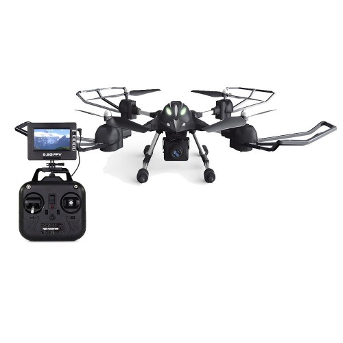 Dron W606-2 z kamerą i LCD 5,8 Ghz