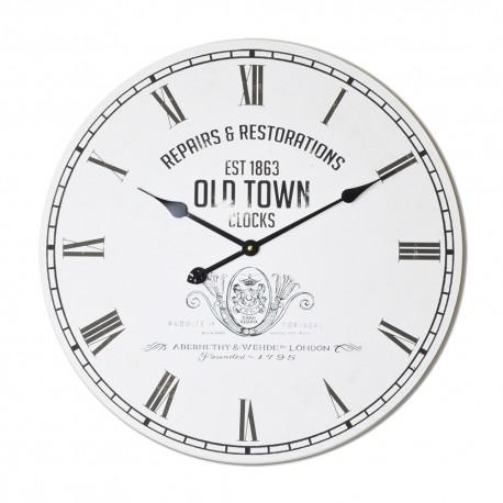 Zegar Ścienny- Old Town 60 Cm