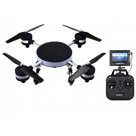 Dron W606-3 U-FLY Podgląd Radiowy5,8 GHZ W HD