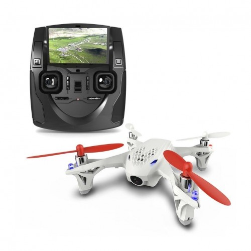 Dron Hubsan H107D Kamera + LCD