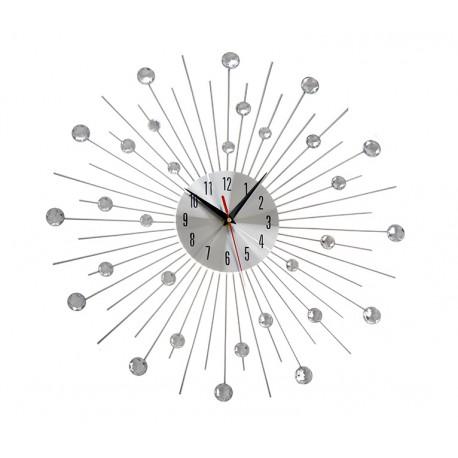 Zegar Kryształy 50 cm Diamenty 2 klasa