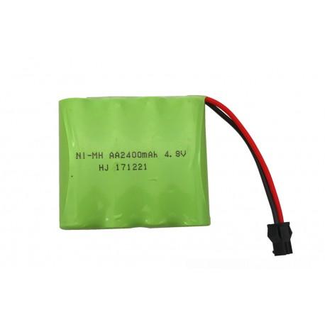 Akumulator do samochodu HB-P1801 4,8 V 2400mah wtyk SM