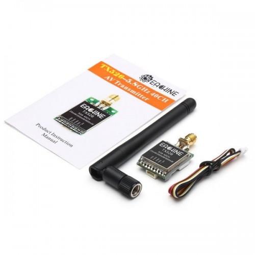 NADAJNIK TX526 EACHINE 5.8G 40CH 25MW/200MW/600MW
