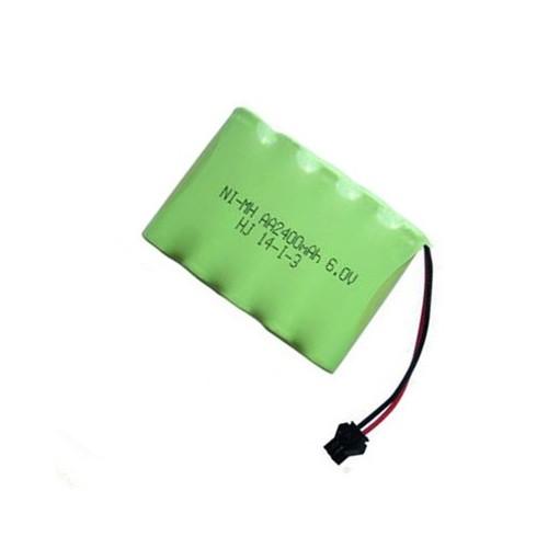 Akumulator bateria 6 V 2400 mah do WPLB-24 WPLB-14