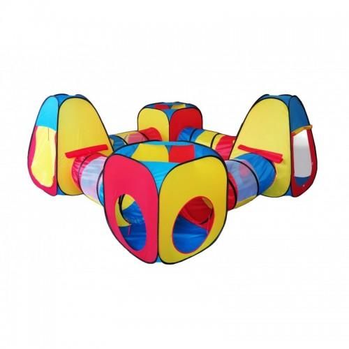 Namiot dla dzieci suchy basen 8w1 domek