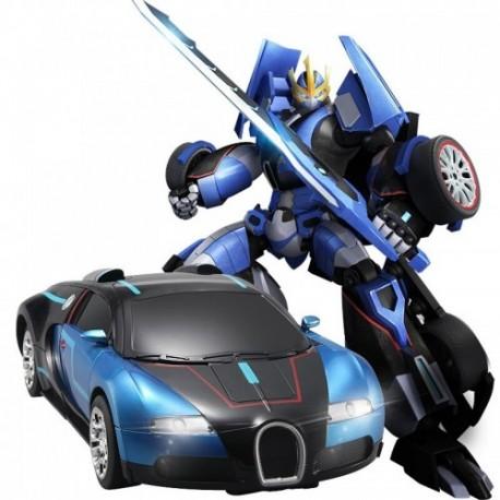 Robot samochód 2W1 autobot zdalnie sterowany