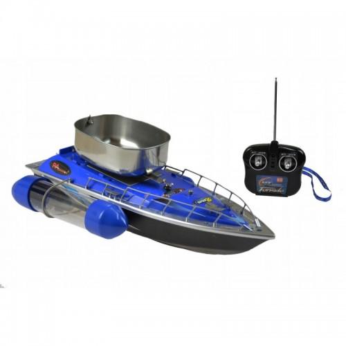 Łódka zanętowa flytec D07 na karpia i lescza