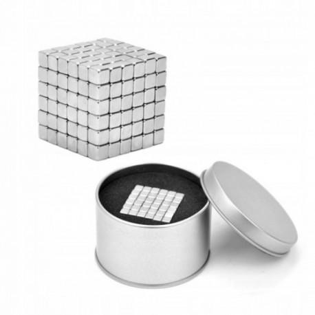Klocki magnetyczne neocube 3 mm magnesy kwadratowe