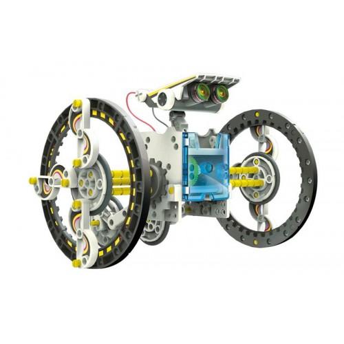 Robot Solarny 13w1 edukacyjny zestaw do składania