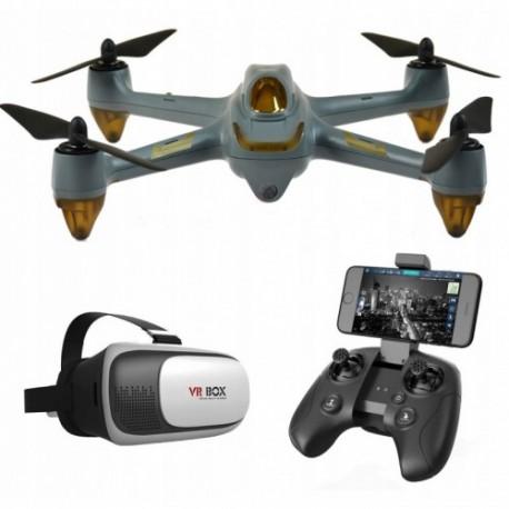 Dron Hubsan H501M GPS FOLLOW ME nawigacja + gogle