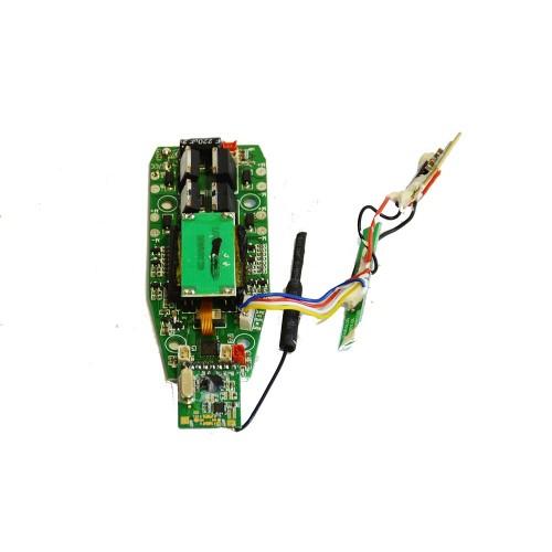Elektronika pcb odbiornik do drona Q696-A Wltoys