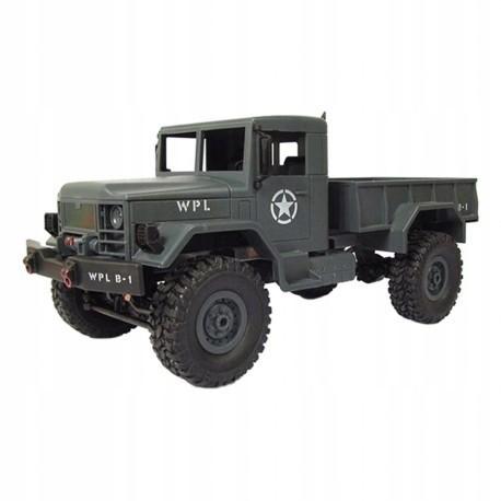 Ciężarówka wojskowa WPLB-14 samochód rc 4x4