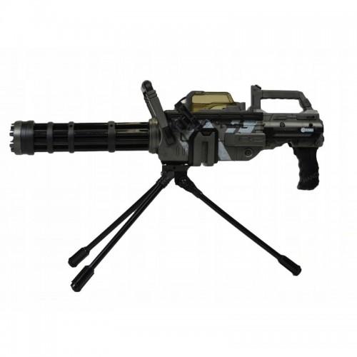 Pistolet gatling gun kulki żelowe AR VR karabin