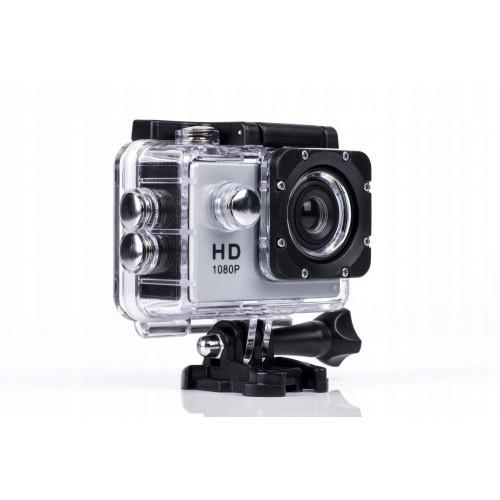 Kamera sportowa 1080p full hd + akcesoria