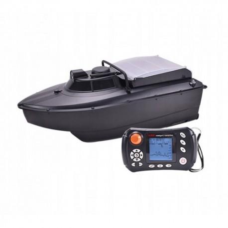 Łódka zanętowa JABO 2 CG echosonda autopilot