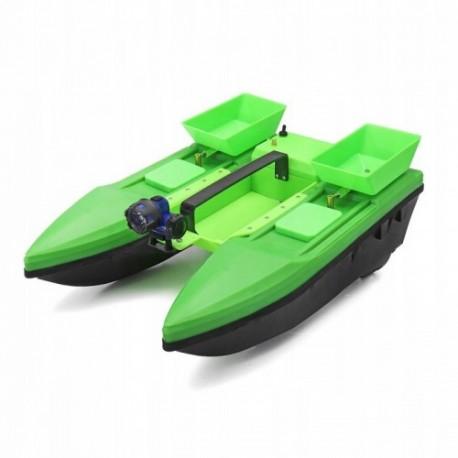Łódka zanetowa flytec D05 katamaran 3 komorowa