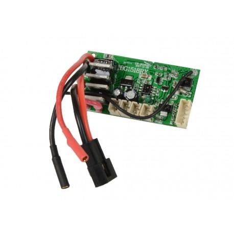 Elektronika Subotech BG1518 BG1508 regulator PCB