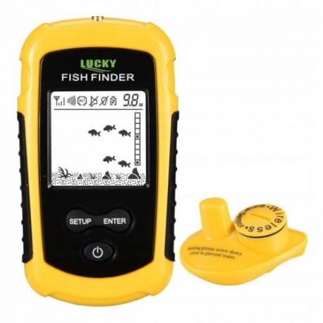 Echosonda LuckyFFW1108-1 sonar bezprzewodowy