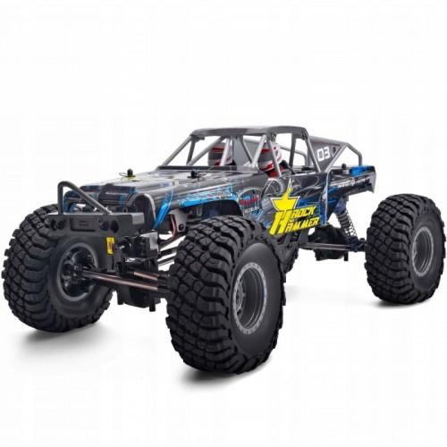Samochód HSP 18000 Rock Hammer 4x4 wodoodporny rc
