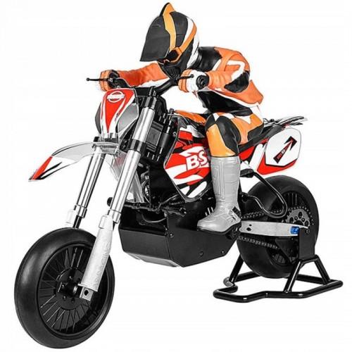 Motocyk BSD BS403T 1/4 metalowy 60 km/h motor