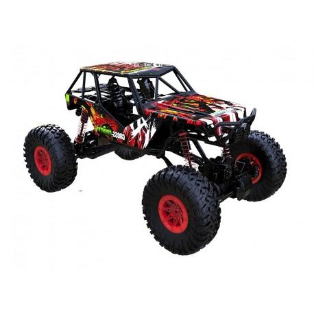 Ogromny Crawler 4x4 Samochód Terenowy 1:10