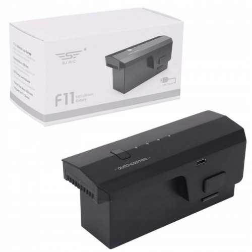 Akumulator do SJRC F11 2500 mah 3S 11,1 V bateria