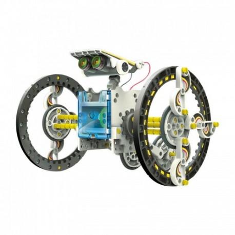 Robot Solarny 13w1 Zesta konstrukcyjny klocki