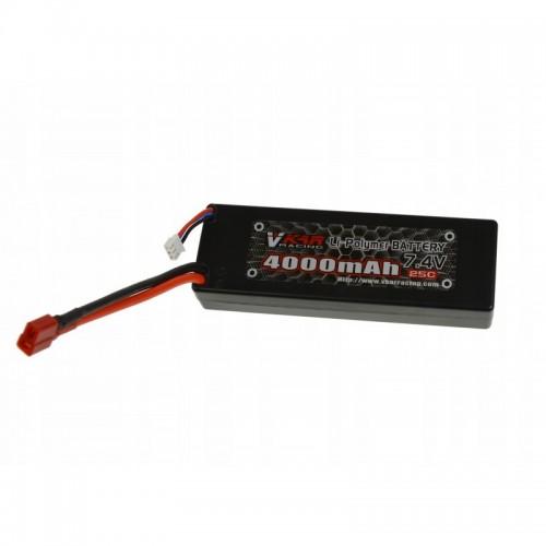 Akumulator Bateria 4000 MAH 7,4 v 25C Vkar Bison