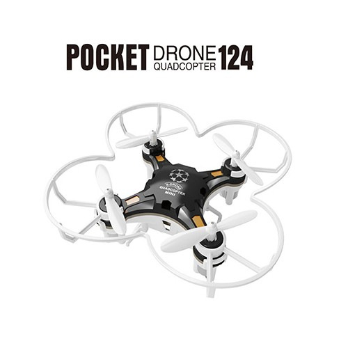 Mini Dron FQ777-124 pocket drone