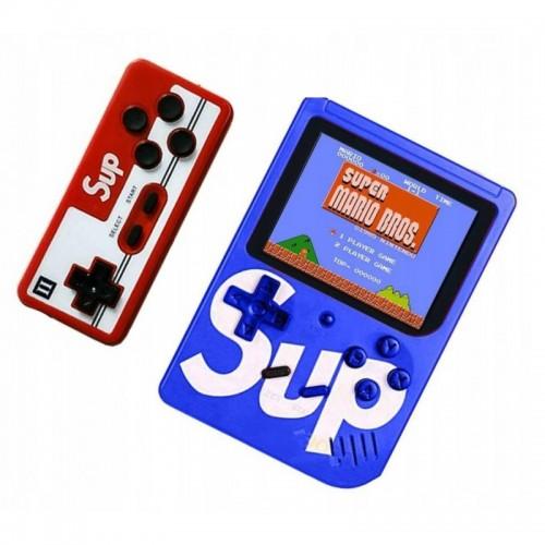 Przenośna konsola 400 gier z dodatkowym padem