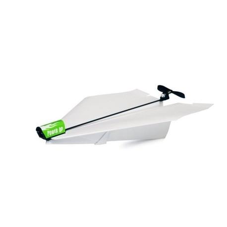 Elektryczny Samolot Papierowy Power Up 2.0