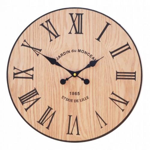 Zegar ścienny loftowy 40 CM