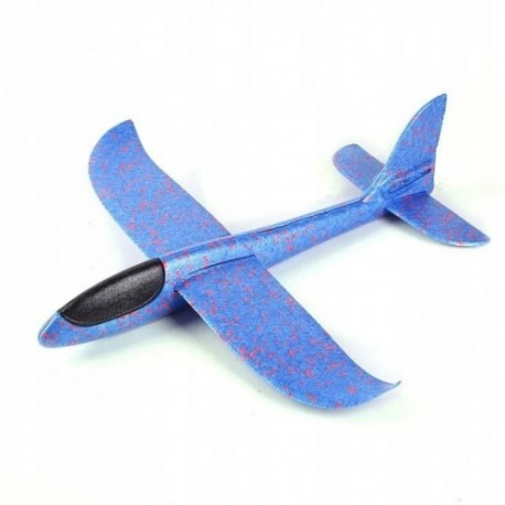 Samolot rzutka szybowiec styropianowy 36 cm