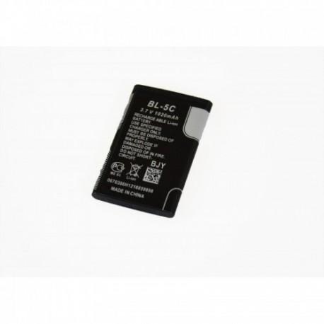 Akumualtor bateria BL-5C 3,7 V 1020 MAH