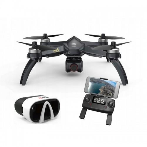 Drn Mjx Bugs B5W zasięg 1 km gos kamera 4K + gogle
