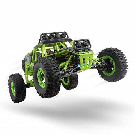 Duży Crawler WlToys 12428 Auto Terenowe 50 km/h 1:12