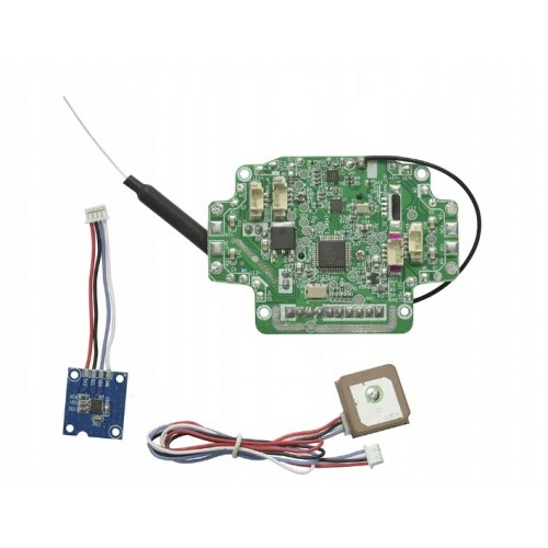 Visuo Zen K1 płytka pcb elektronika ESC kompas GPS