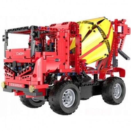 Samochód budowalny gruszka rc sterowany C51014W