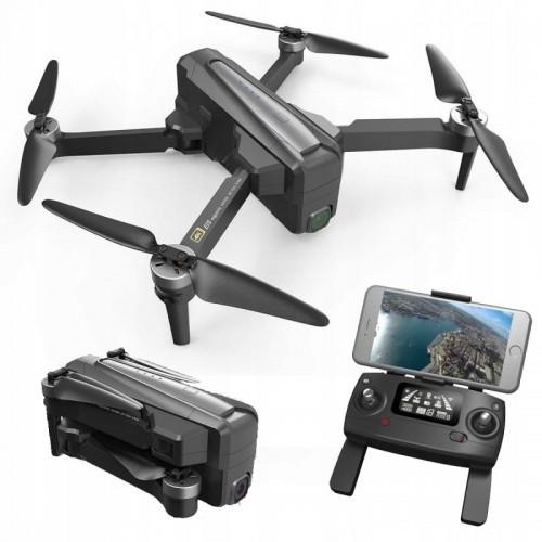 Dron MJX B12 kamera 4K stablizacja obrazu EIS GPS