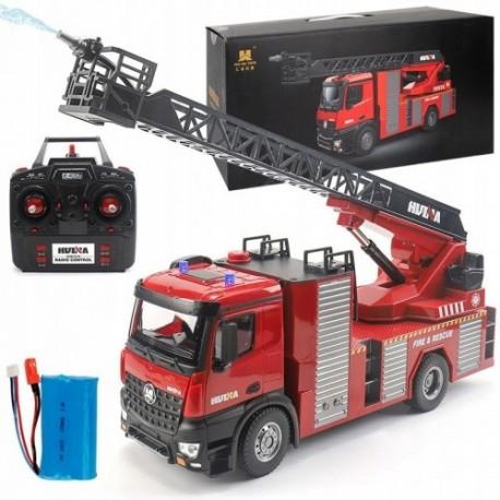 Wóz strażacki z armatką wodną h-toys 1561 straż
